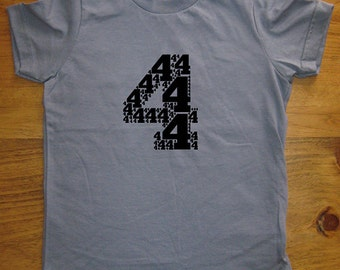 Birthday Shirt 8 Year Old 8th Number