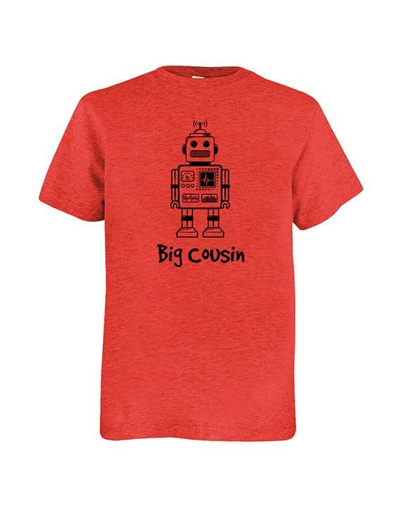 My Cousin in Kansas Loves Me Toddler//Kids Long Sleeve T-Shirt