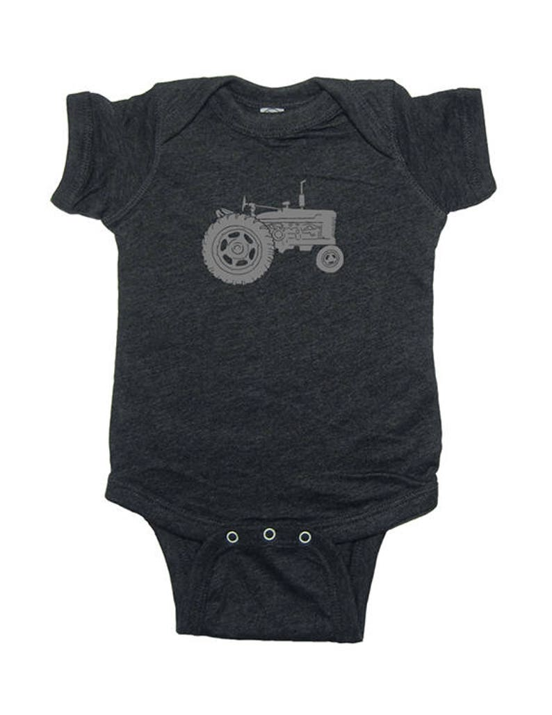 Tractor Baby Boy Shirt Great baby gift 6-12 month 3-6 month Gift Friendly and 18-24 month Farming Baby one piece 12-18 month