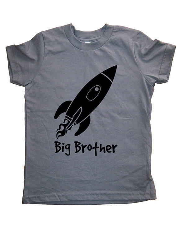 Sunshine Mountain Tees Boys Rocket Birthday Boy Shirt