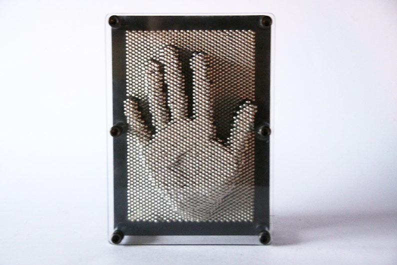 Rare Mid Century Nagel Art Object Nagel Bed 60s