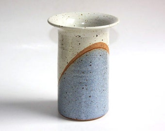Dutch Studio Pottery Vase 80s