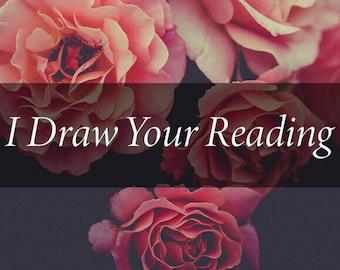 I Draw Your Tarot Reading