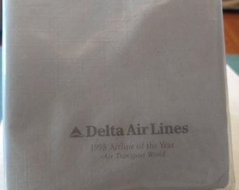 Vintage Delta Air Lines Napkins