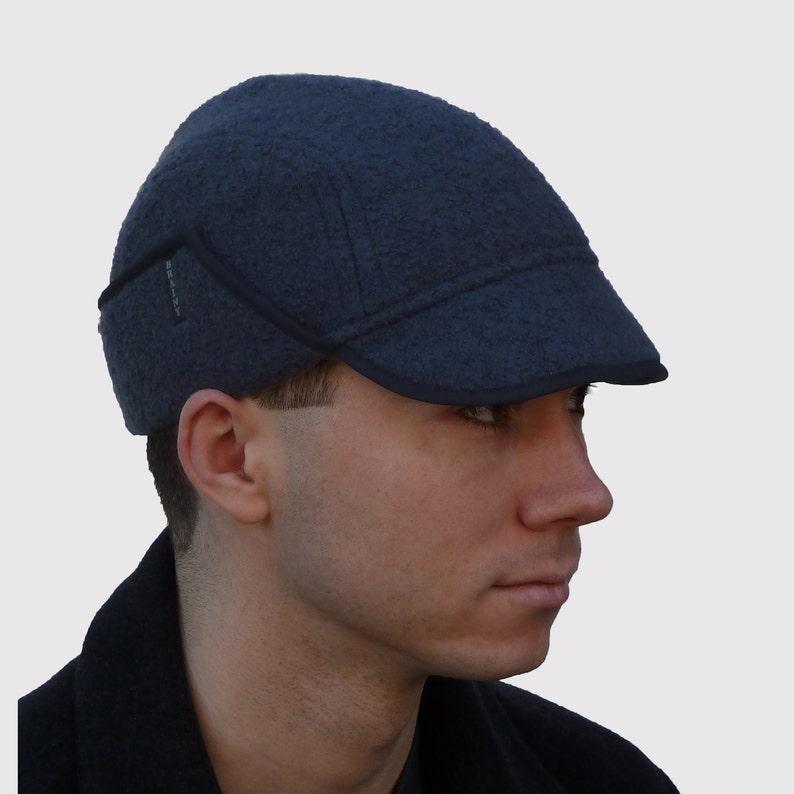 71219eca101 Brainy Explorer Men s Hat Winter Ranger Cap with Ear