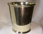 Kirk Stieff Vintage Mint Julep Cup 150 grams Solid Sterling Silver