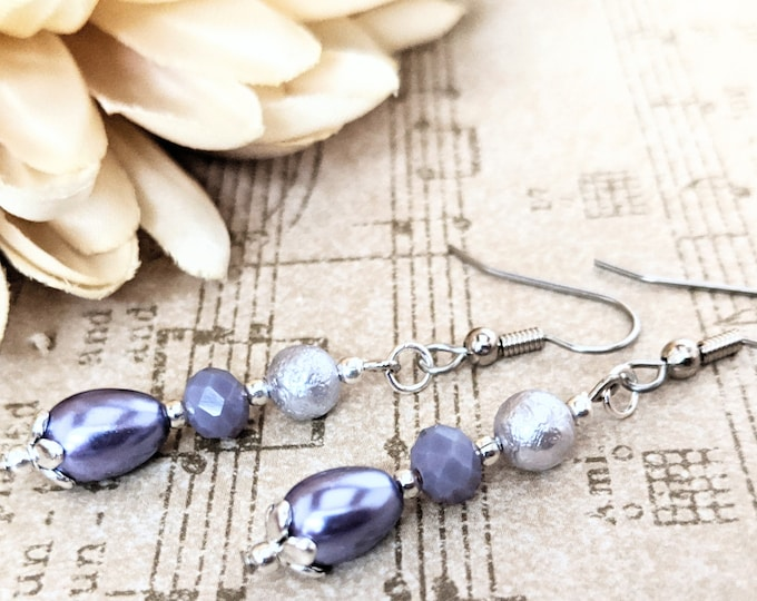Purple and Lavender