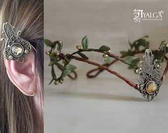 Woodland   set- statement jewelry