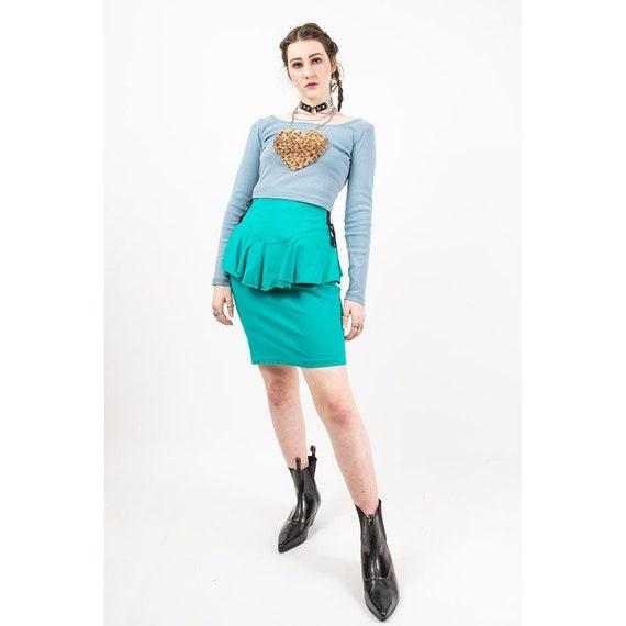 Vintage Betsey Johnson long sleeve T shirt / Vinta