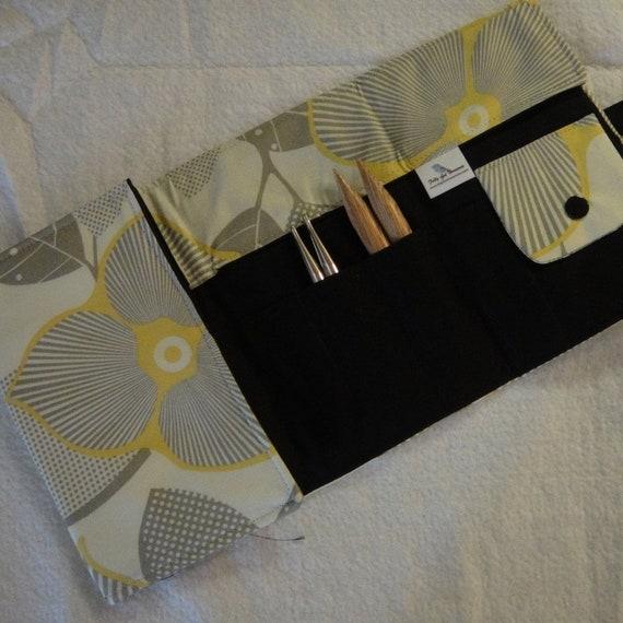 Sulfur Garden Interchangeable Knitting Needle Case Etsy