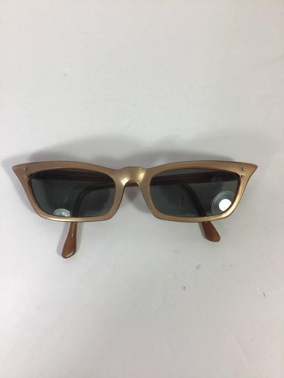 Vintage France Debs Retro Sunglasses
