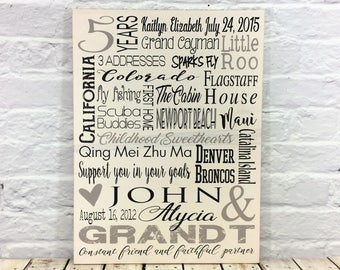 wood anniversary, 5th anniversary gift, anniversary gift, wedding gift, 5th anniversary, 5 year anniversary, gift for him, gift for her