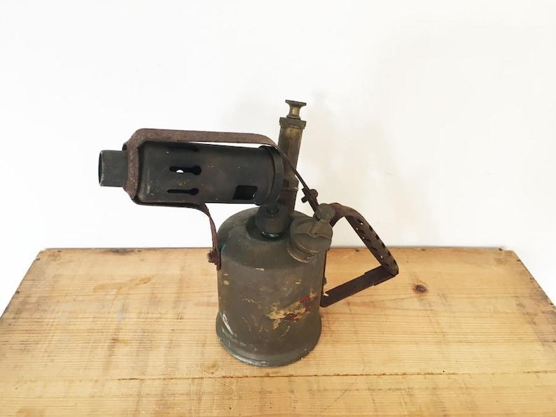 Vintage Blow Torch British Paraffin