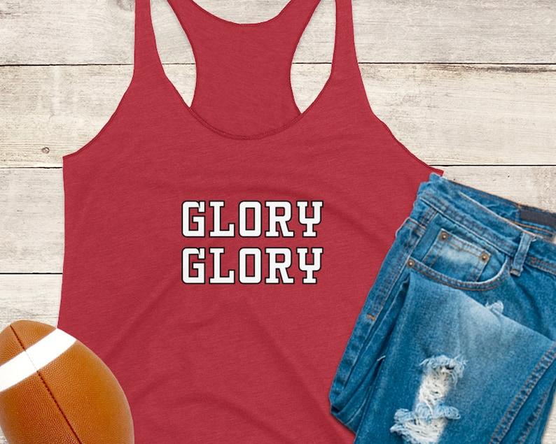 half off 5acf7 e86a0 Georgia Bulldogs Shirt Glory Glory Shirt UGA Shirt Dawgs Shirt UGA Tank SEC  Football Shirt University of Ga