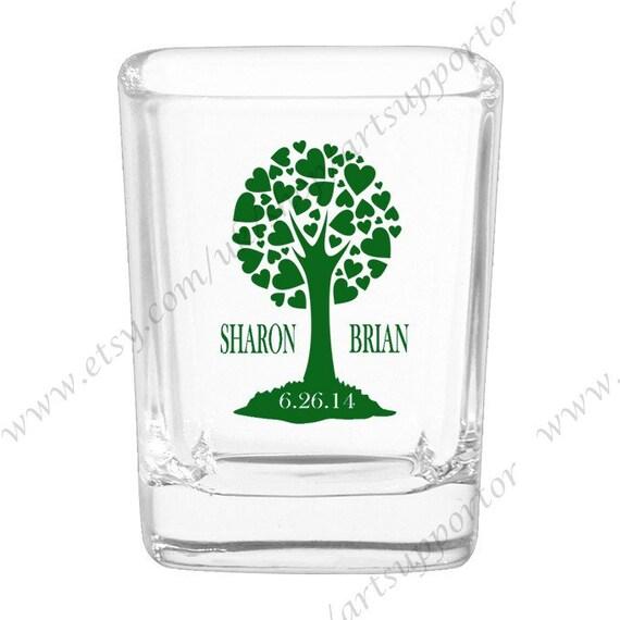 benutzerdefinierte Schuss Gläser uk Trinkgläser Tasse 023 A | Etsy
