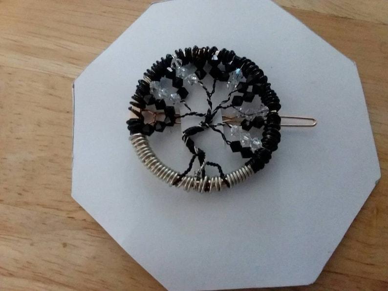 Tree of Life HairclipShawl Pin