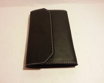 Two toned leather Cigar accessories case