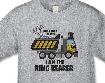 Ring Bearer Gift Wedding