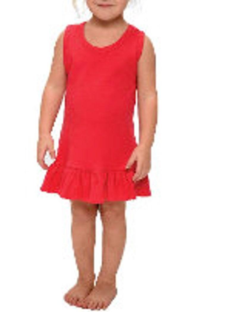Boho Hippie Dress Be A Unicorn in A Field Of Horses Girl/'s Ruffle Dress Back to School Dress Birthday Gift for BabyGirl Birthday Dress