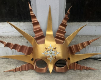 Helios: Sun God Mask