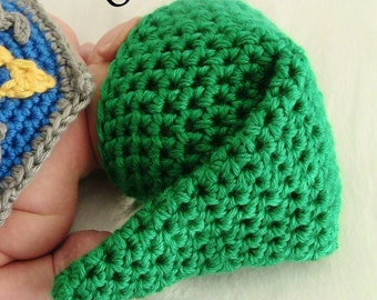 Crochet Link Hat Etsy