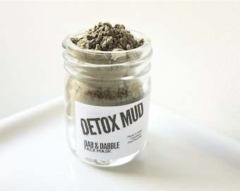 Detox Mud Mask | Sea Clay Face Mask