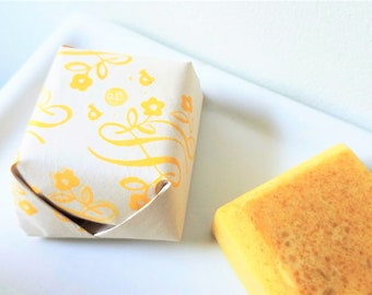 Golden Milk Turmeric Soap | Turmeric, Coconut Milk, Manuka Honey & Shea Butter Bar Soap