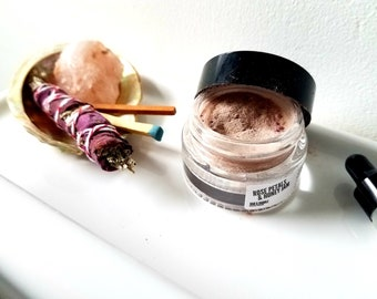 Rose Petals & Honey Jam Face Mask | Jelly Face Mask | Mature Skin Facial Mask