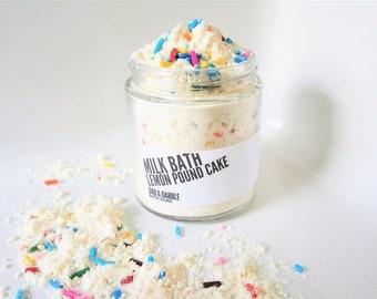 Coconut Milk Bath Soak | Bath Fizz