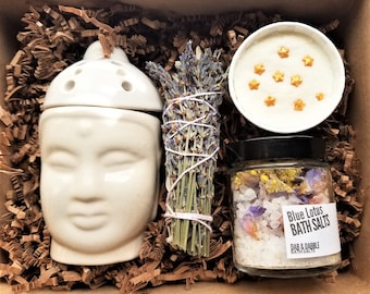 Peaceful Moment Self Care Gift Box