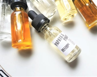 FACE SERUMS | OILS