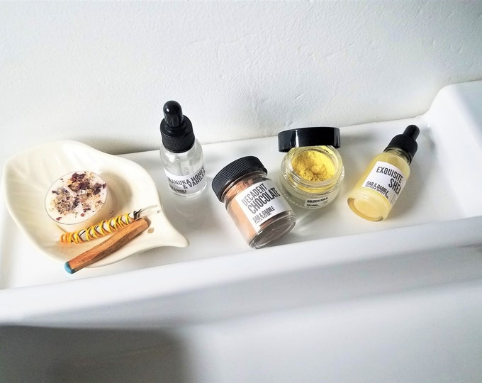 Featured listing image: Self Care Subscription Box | Winter Spa Box  | Facial Ritual