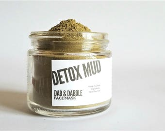 Detox Mud Mask | Sea Clay Face Mask | Dead Sea Mud Mask
