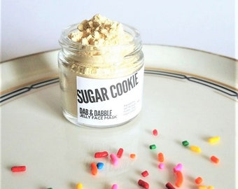 Jelly Face Mask For Skin | Sugar Cookie Gentle Face Scrub