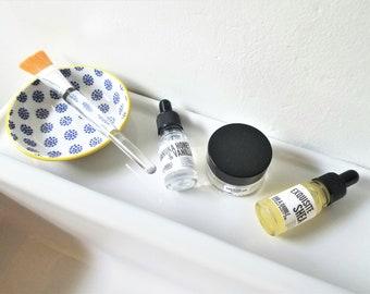 Self Care Spa Box    Facial Care Set