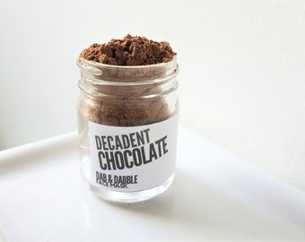 Chocolate  & Clay Face Mask | Mud Mask