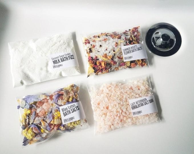 Featured listing image: Bath Fizzie Powder | Bath Soak | Bath Salts