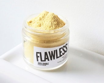 Flawless Turmeric Face Mask