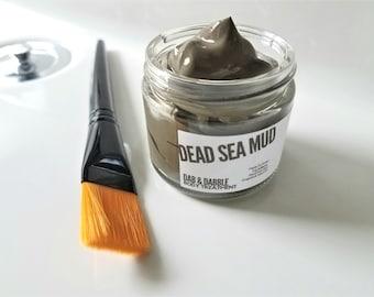 Dead Sea Clay Face & Body Mask