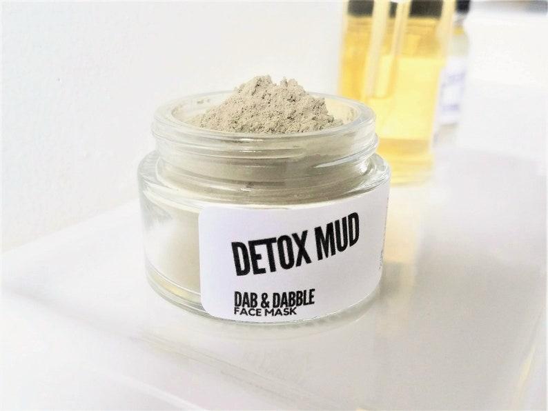 Dead Sea Mud Mask  Facial Mask For Acne Prone Skin  image 0