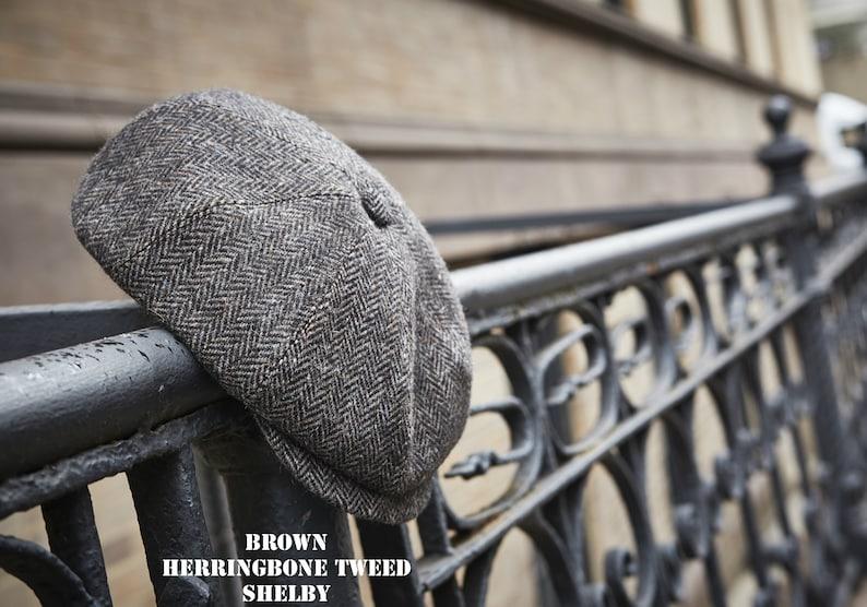 ba36932d Shelby Peaky Blinders Hat Bakerboy Paperboy Newsboy Cap Retro | Etsy