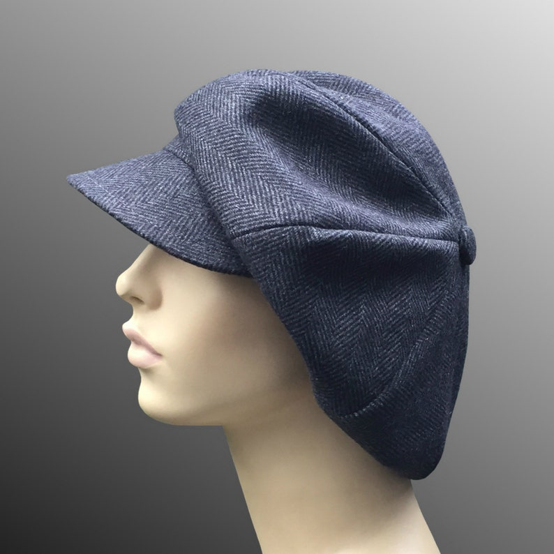 NEW Katie Oversized Romantic Newsboy Slouchy Unisex Paperboy  e5a1eafd05f6