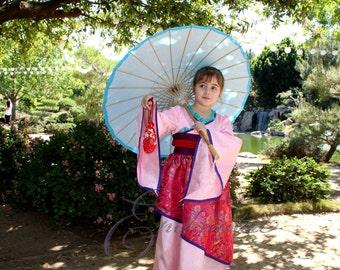 Deluxe Mulan Disney Princess Dress Size 3T costume  sc 1 st  Etsy & Mulan costume | Etsy
