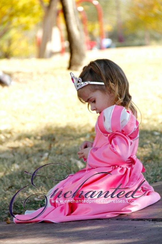 Ariel Pink Ballgown Disney Princess Dress Size 3T costume | Etsy