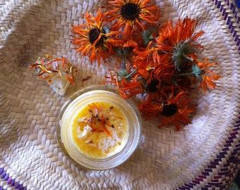 Organic Massage Oil- Copal and Calendula