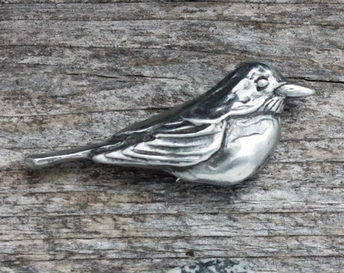 Featured listing image: Robin Brooch