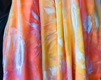 Fabrics available for Custom Orders