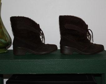609cb7ea5ee7e 60s snow boots | Etsy