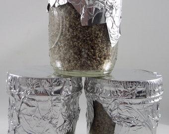 12 BRF Brown Rice Flour Mushroom Substrate Cake Organic | Etsy
