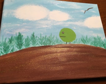 Original art - Canvas painting